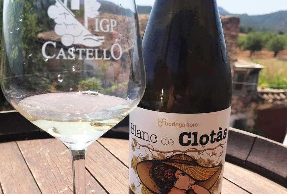 Blanc de Clotàs 2018, ¿el mejor vino blanco de Bodega Flors?