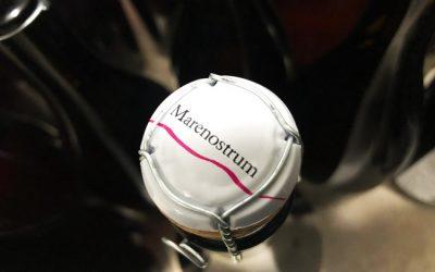 Nueva chapa para el vino espumoso Marenostrum Ancestral