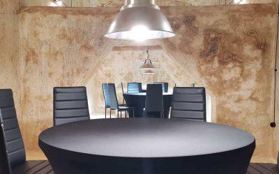 Nuevos espacios modernos y funcionales en BVB