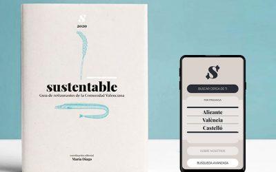 Nace 'Sustentable', la primera guía que valora la sostenibilidad de restaurantes de la C. Valenciana